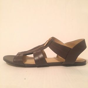 Size 11 MK Sandals immaculate!!